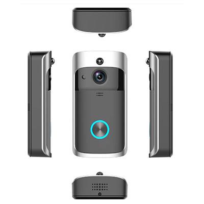 kameralı akıllı kapı zili 5