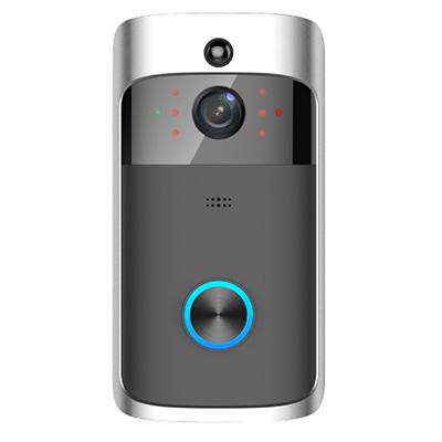 kameralı akıllı kapı zili